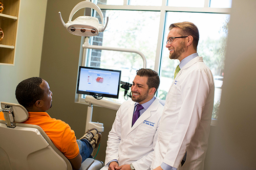 Dentists with Aspen Dental in Tyler, TX enjoy every patient visit.