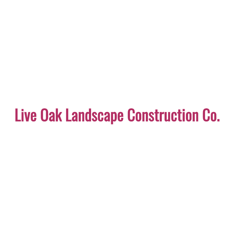 Live Oak Landscape Construction Co.