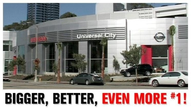 Universal City Nissan in Los Angeles, CA 90068 ...