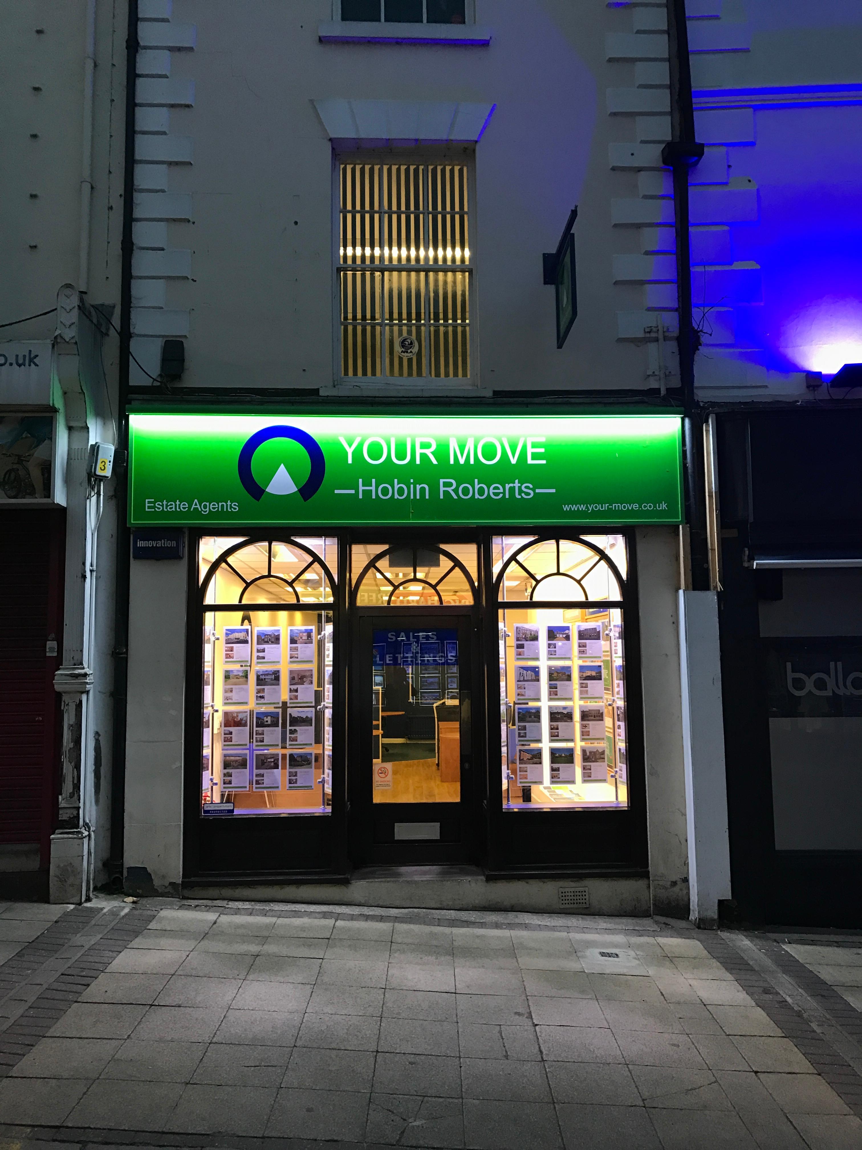 Your Move Estate Agents Hobin Roberts Northampton