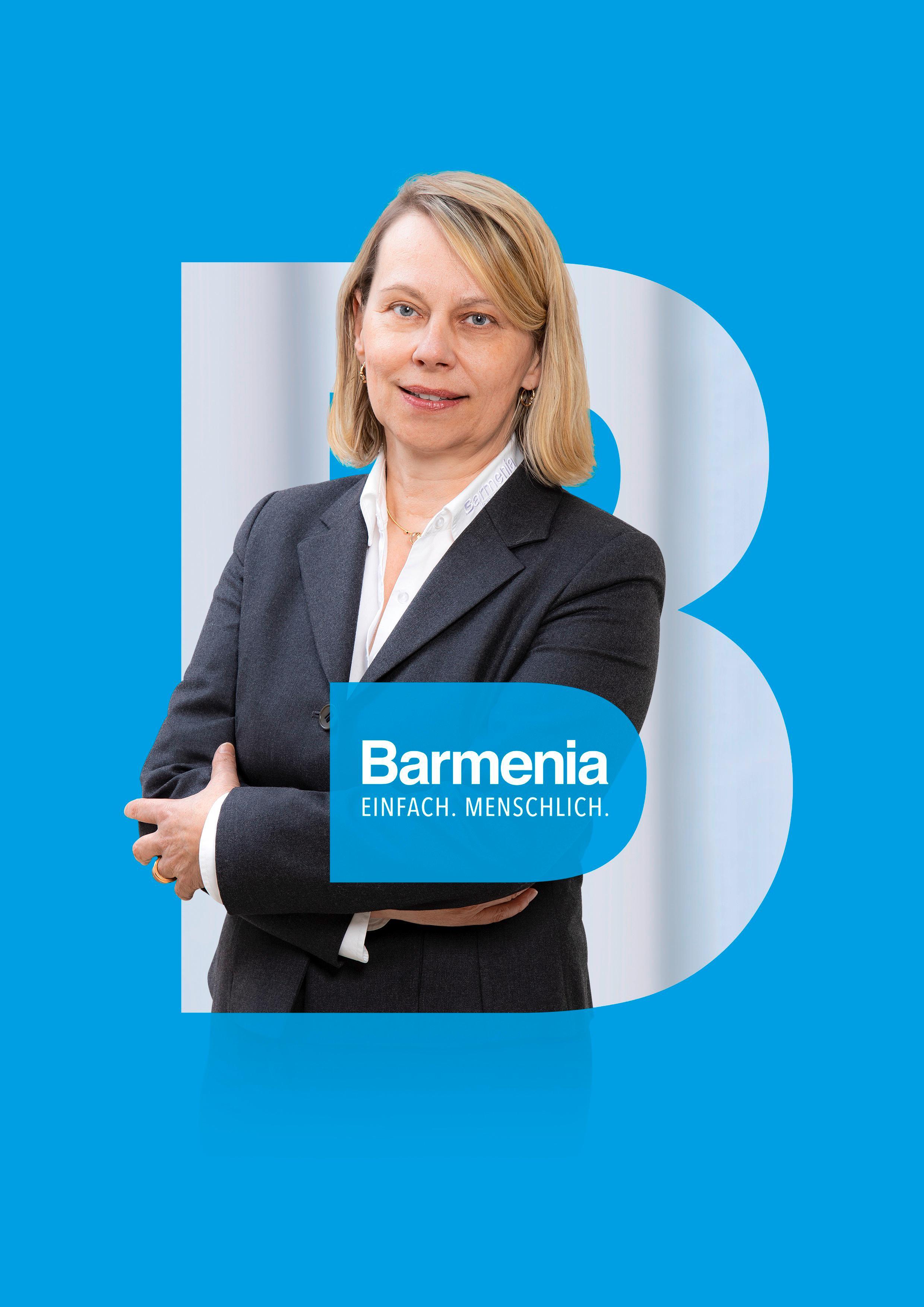 Barmenia Versicherung - Ursula Krawinkel