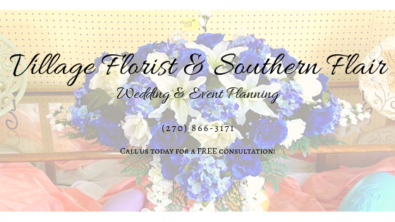 Village Florist & Southern Flair Wedding & Event Planning