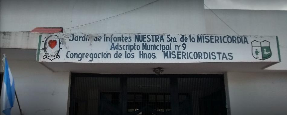 JARDIN DE INFANTES NTRA SRA DE LA MISERICORDIA