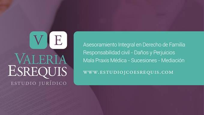 ESTUDIO JURIDICO DRA VALERIA ESREQUIS