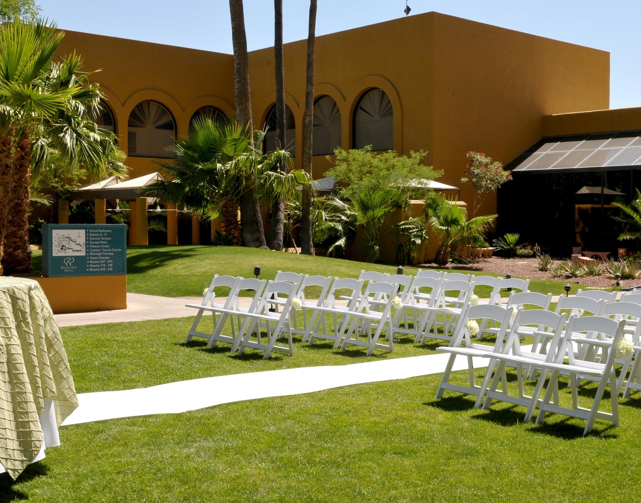 Doubletree Hotel Reid Park Tucson Arizona