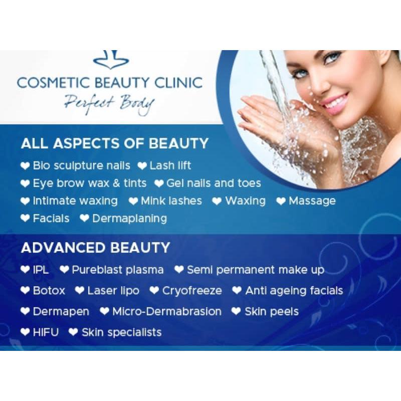 Cosmetic Beauty Clinic - Warrington, Lancashire WA3 3DA - 01942 665200 | ShowMeLocal.com