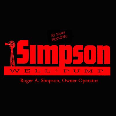 Simpson Well & Pump Co., Inc - Homer Glen, IL - General Contractors