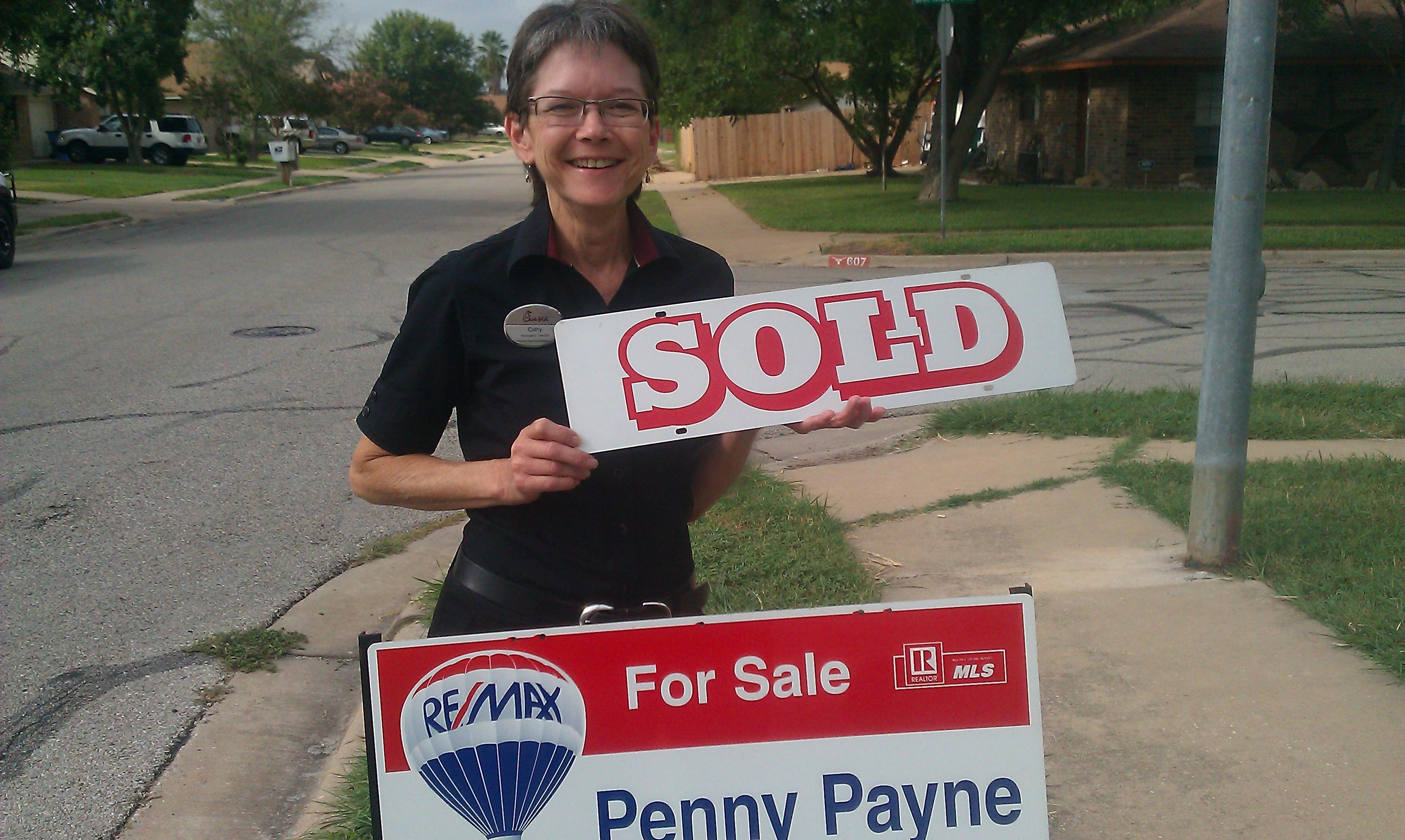 Penny Payne, Equity Texas Realty