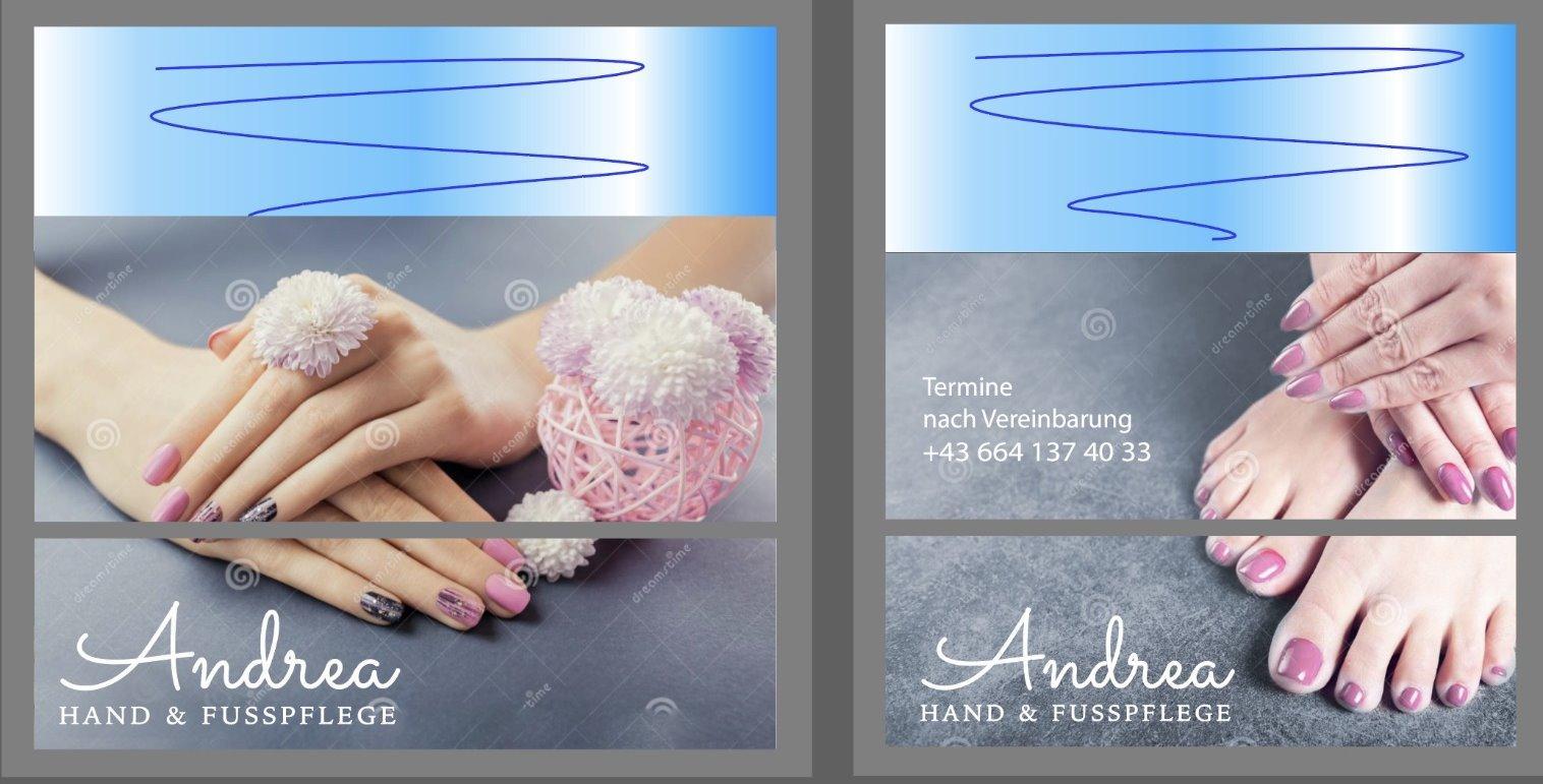Hand und Fußpflege Andrea Gruber