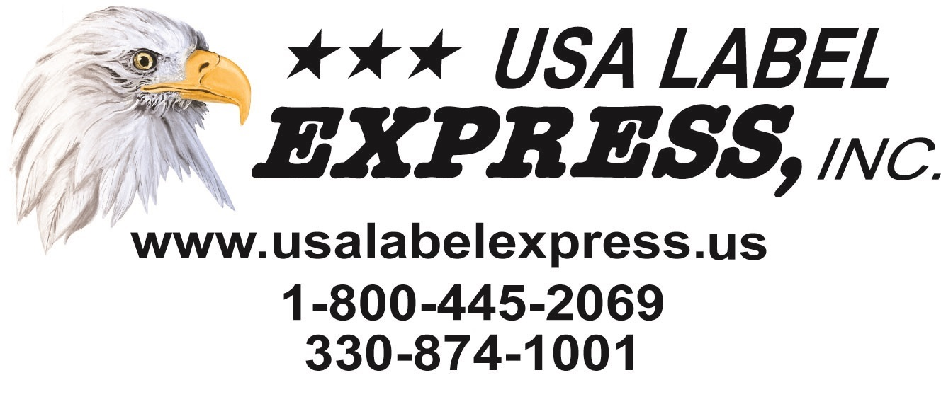 USA Label Express - Bolivar, OH - Copying & Printing Services