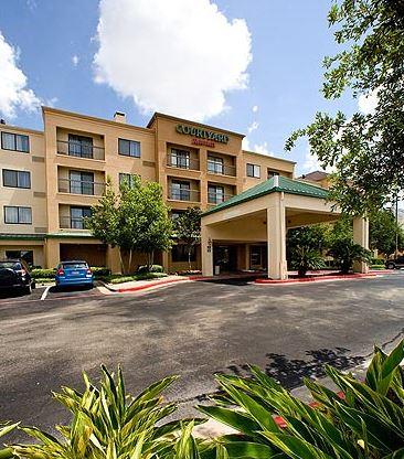 Marriott Hotel In Stafford Tx