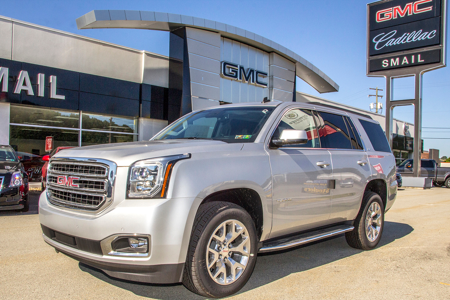 Smail Buick Gmc Cadillac In Greensburg Pa Auto Dealers