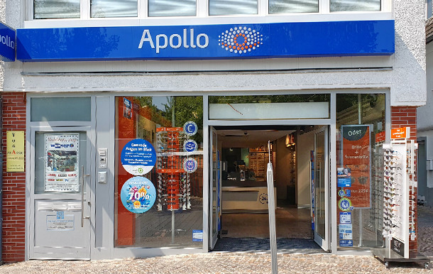 Bilder Apollo-Optik