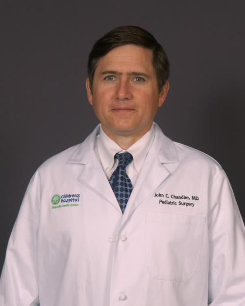 John Chandler, MD