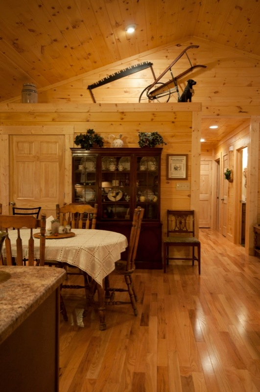 Custom Timber Log Homes image 10