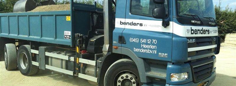 Zand en Grindleveranciers Benders BV