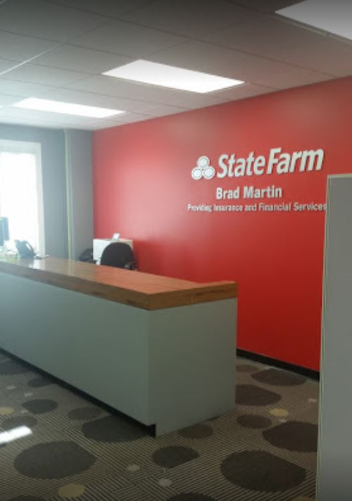 Agency interior Brad Martin - State Farm Insurance Agent Auburn (989)424-6656
