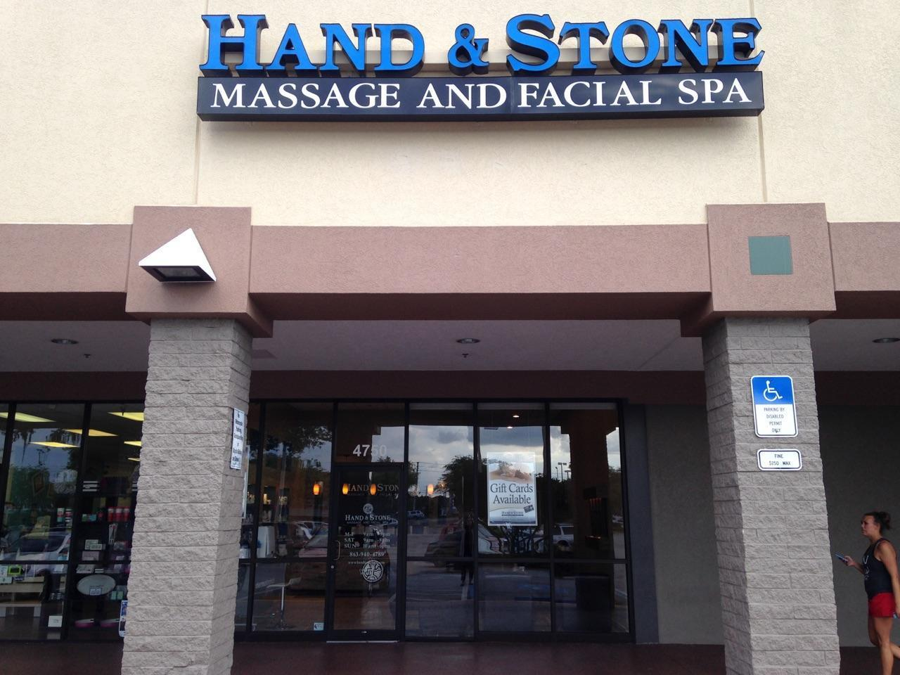 Hand & Stone Massage and Facial Spa, Lakeland Florida (FL ...