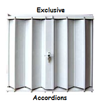 Exclusive accordions