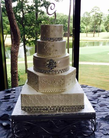 Image 6 | Wedding Cakes by Tammy Allen