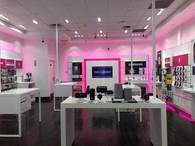 Interior photo of T-Mobile Store at Woodbridge Mall, Woodbridge, NJ