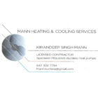 Mann Heating and Cooling Services
