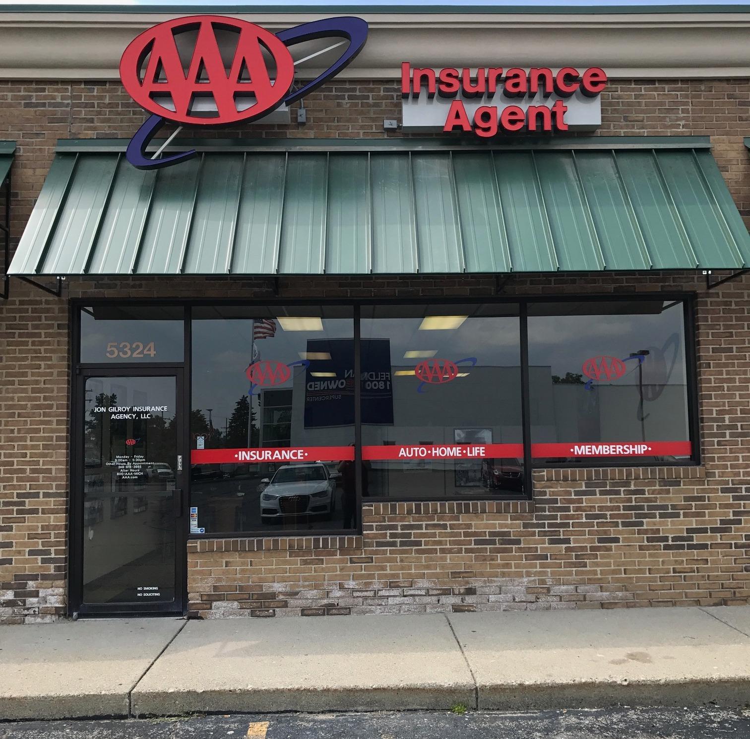 AAA Waterford - Jon Gilroy Insurance Agency