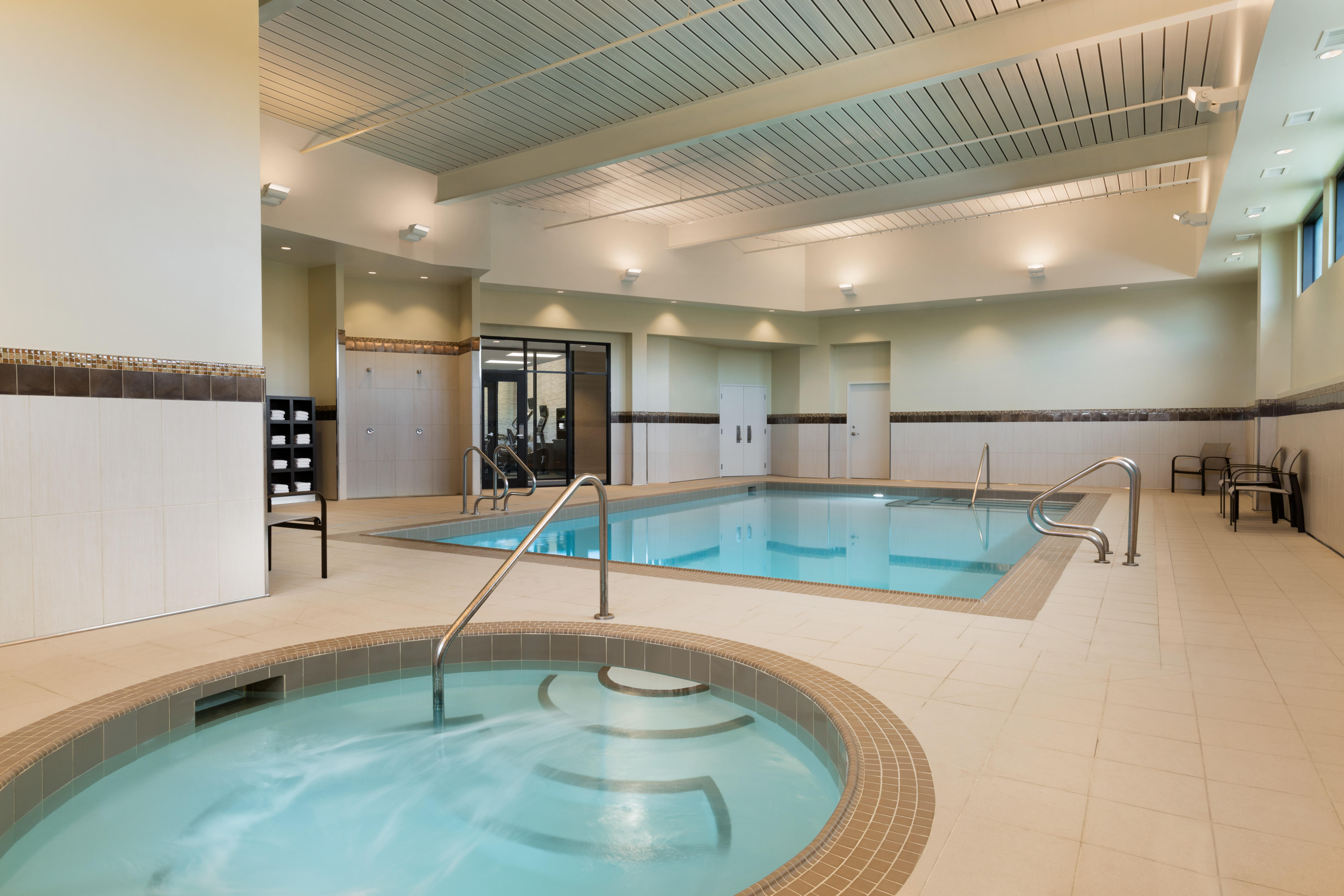 Indoor Swimming Pool and Hot Tub Courtyard by Marriott Cold Lake Cold Lake (780)594-0989