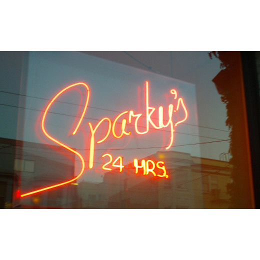 Sparky's 24 Hours Pizza & Diner