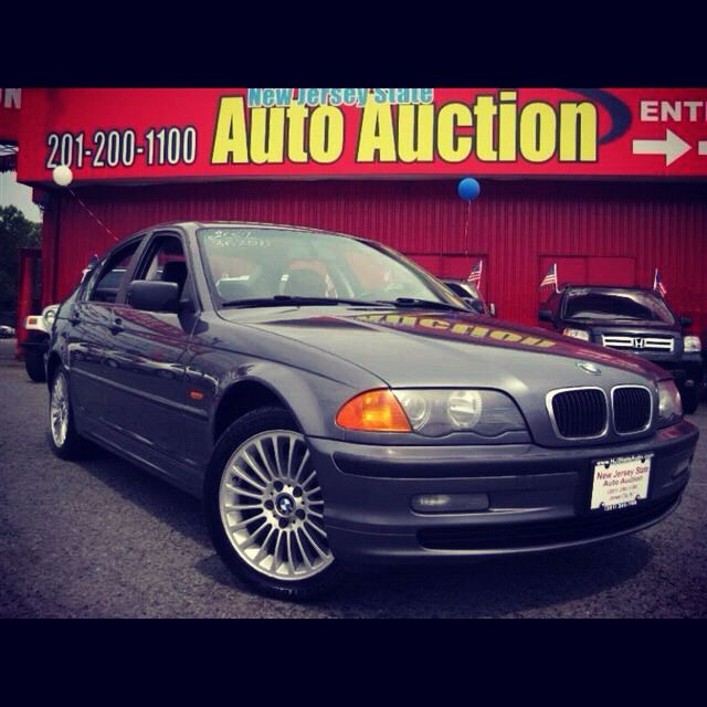 New Jersey State Auto Auction, Jersey City New Jersey (NJ