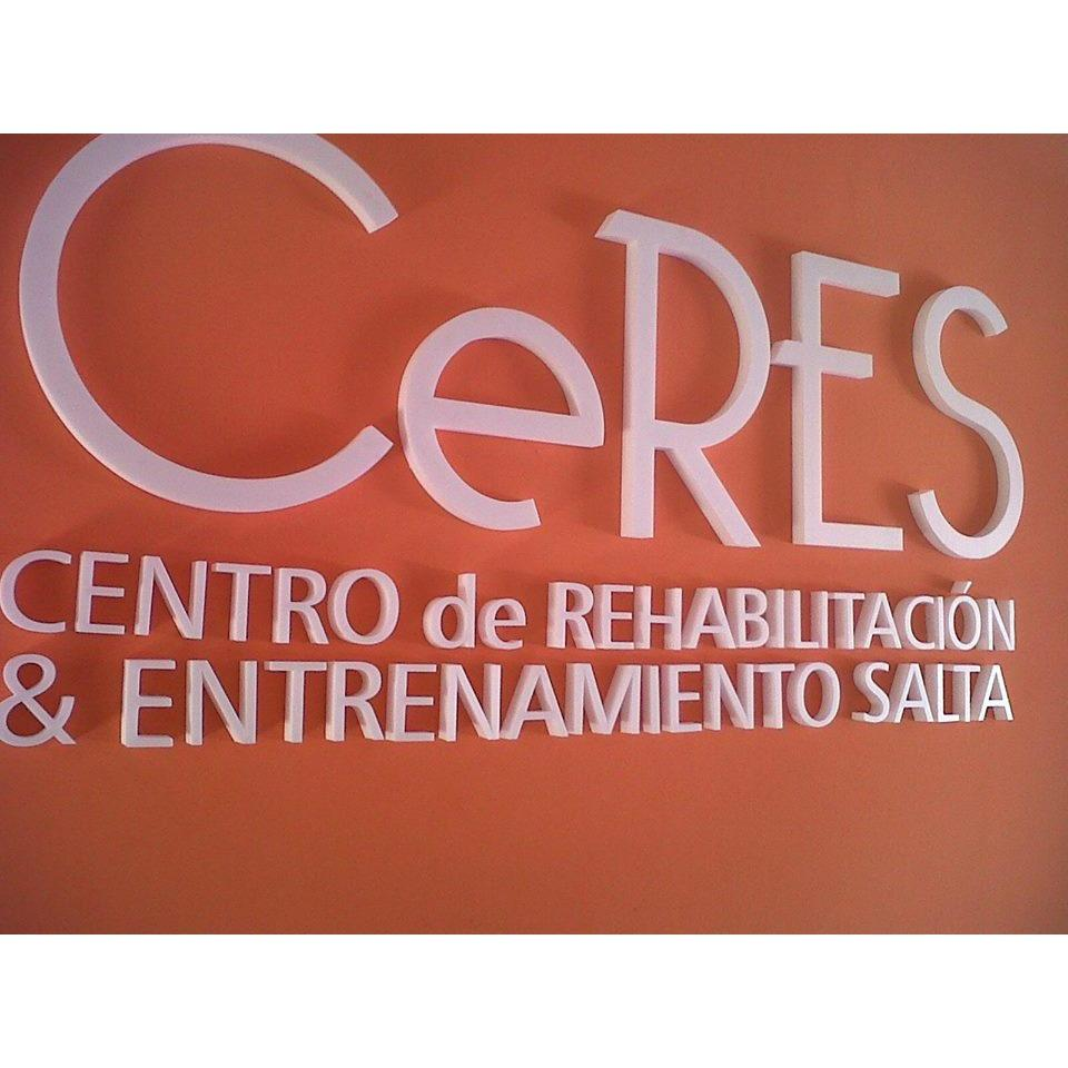 CERES SALTA - REHABILITACION Logo