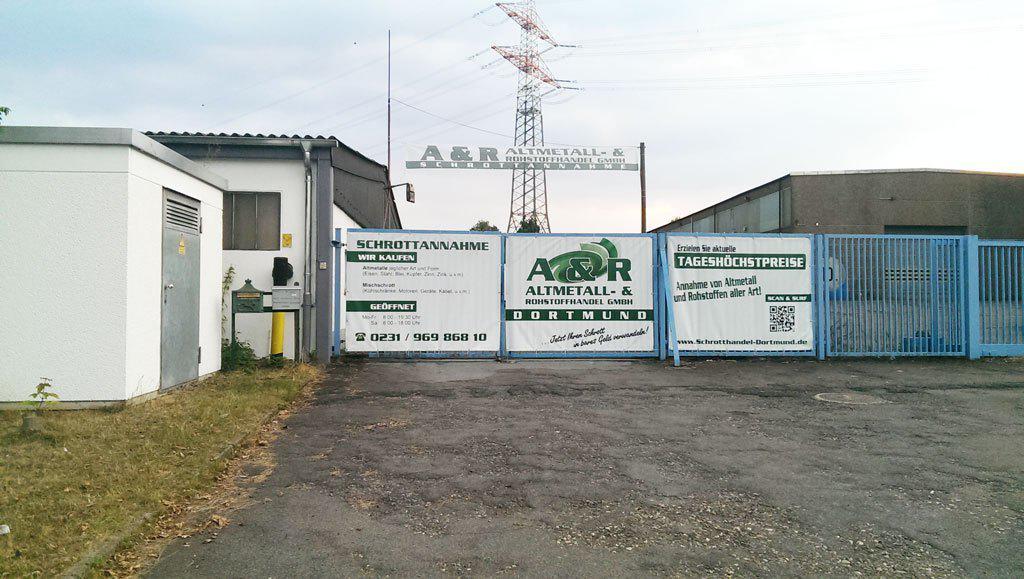A & R Altmetall- und Rohstoffhandel