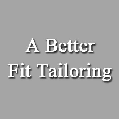 A Better Fit Tailoring - Burnsville, MN - Dressmakers & Tailors