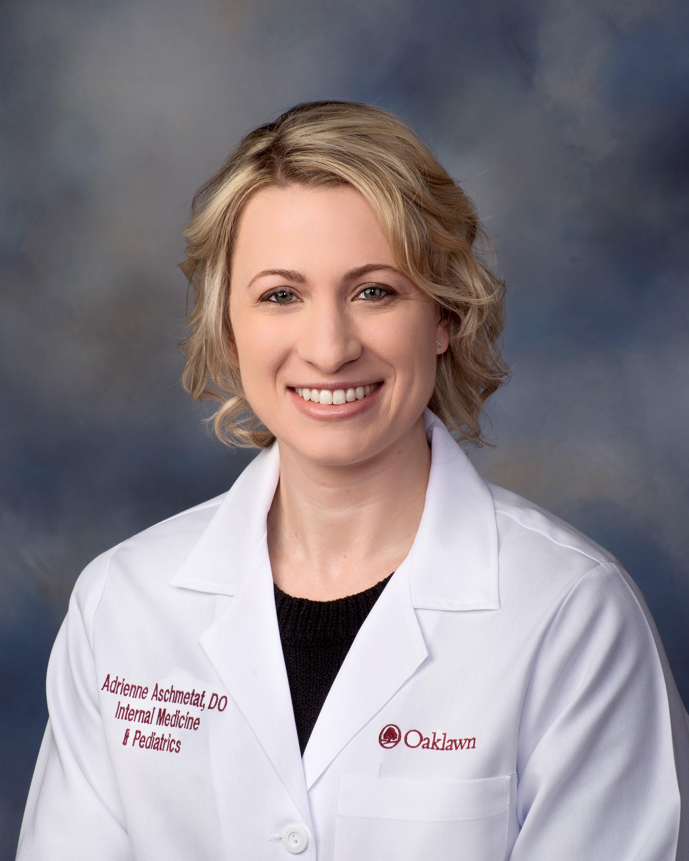 Adrienne Aschmetat, DO Internal Medicine