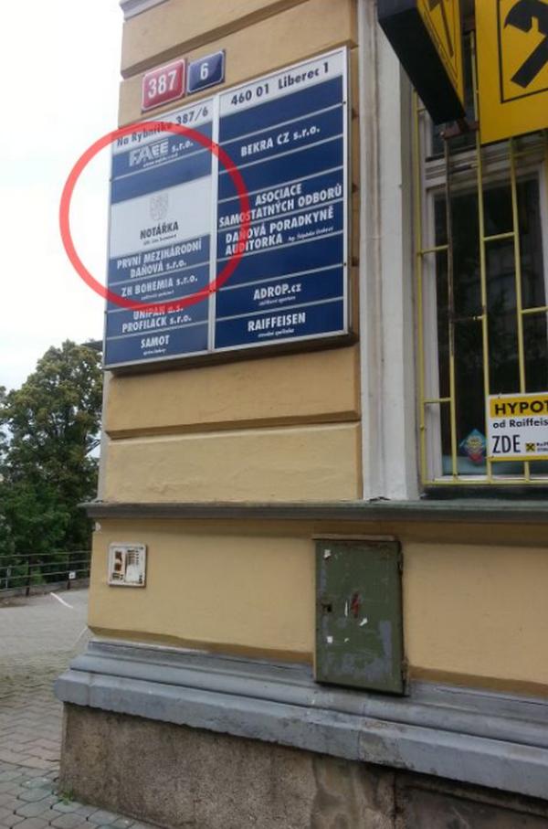 Seemanová Jana JUDr. - notářka