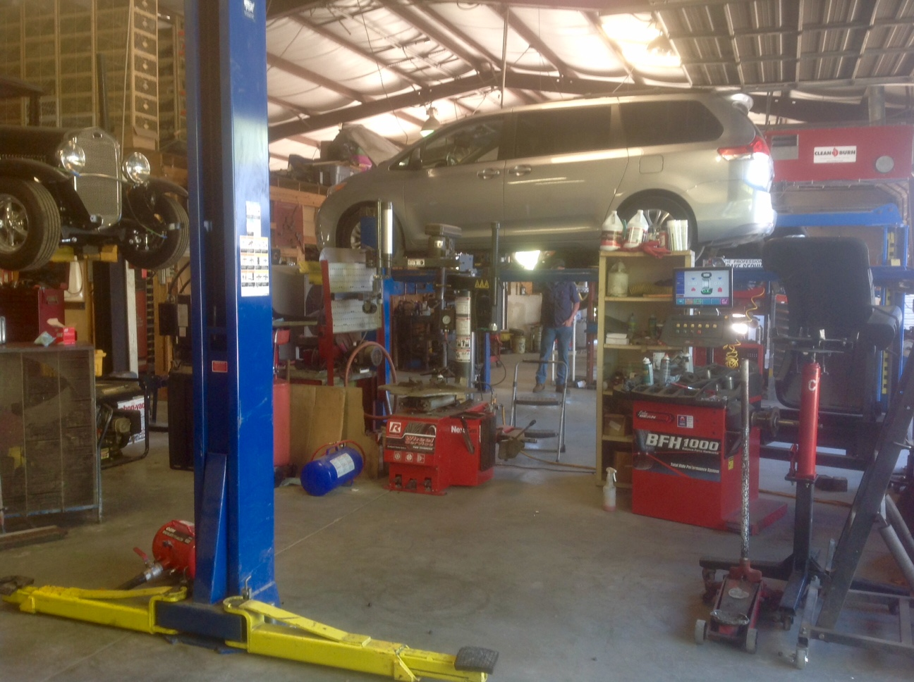 Clower Automotive Manchester Tennessee Tn