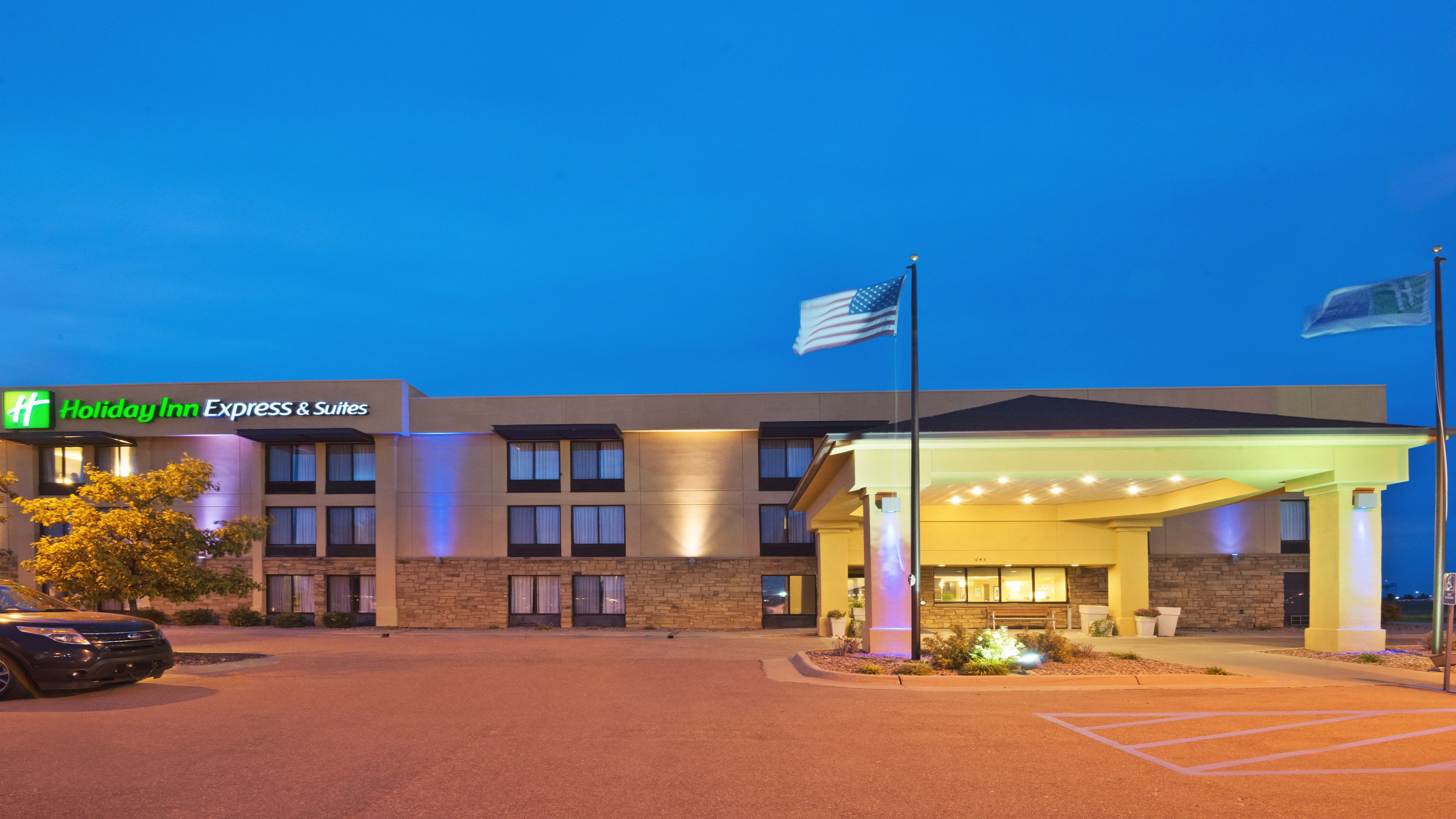 Holiday Inn Express Amp Suites Colby In Colby Ks 67701