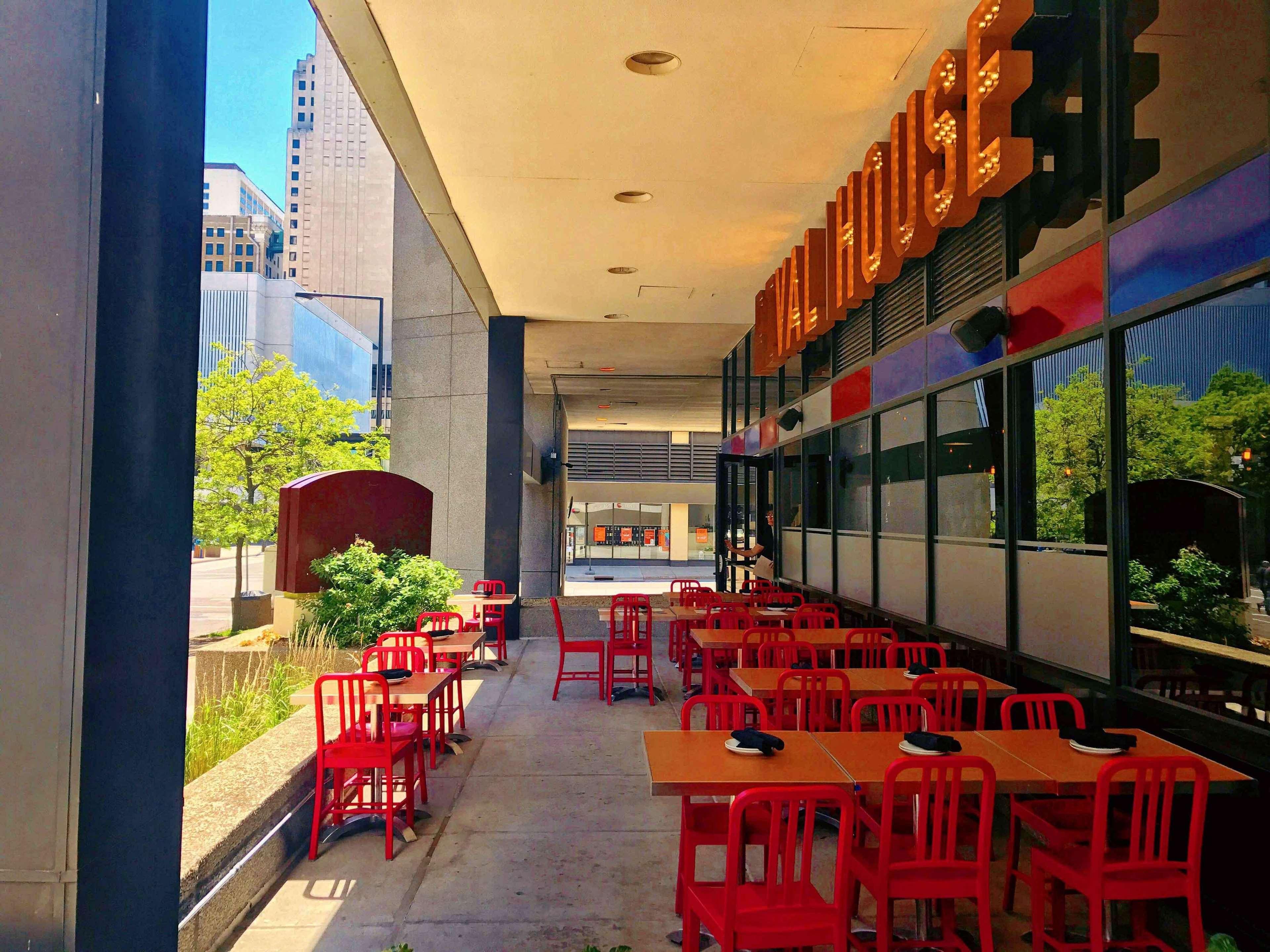 Keys Cafe Downtown St Paul Mn