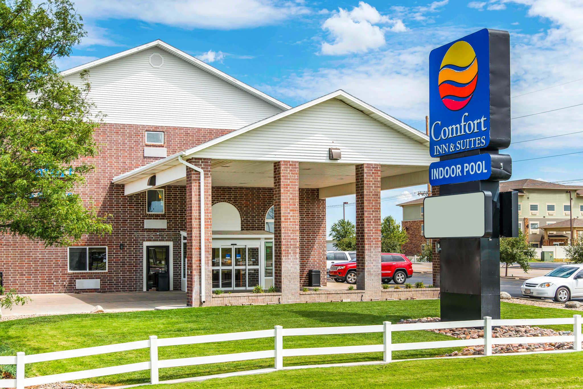 Comfort Inn  U0026 Suites North  Hays Kansas  Ks