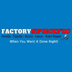 FactorySpecific