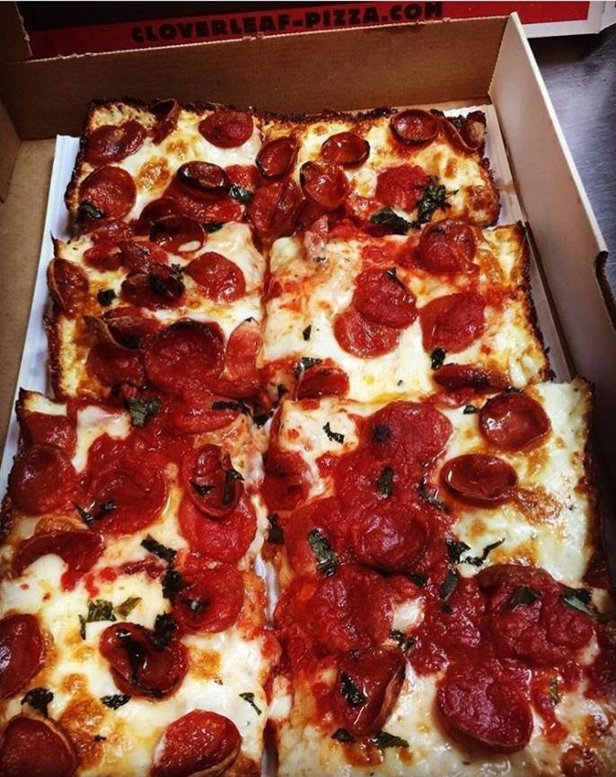 Detroit style pizza coupons