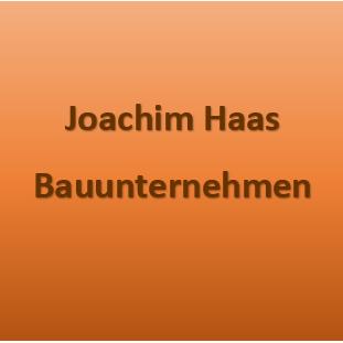 Joachim Haas Bauunternehmen