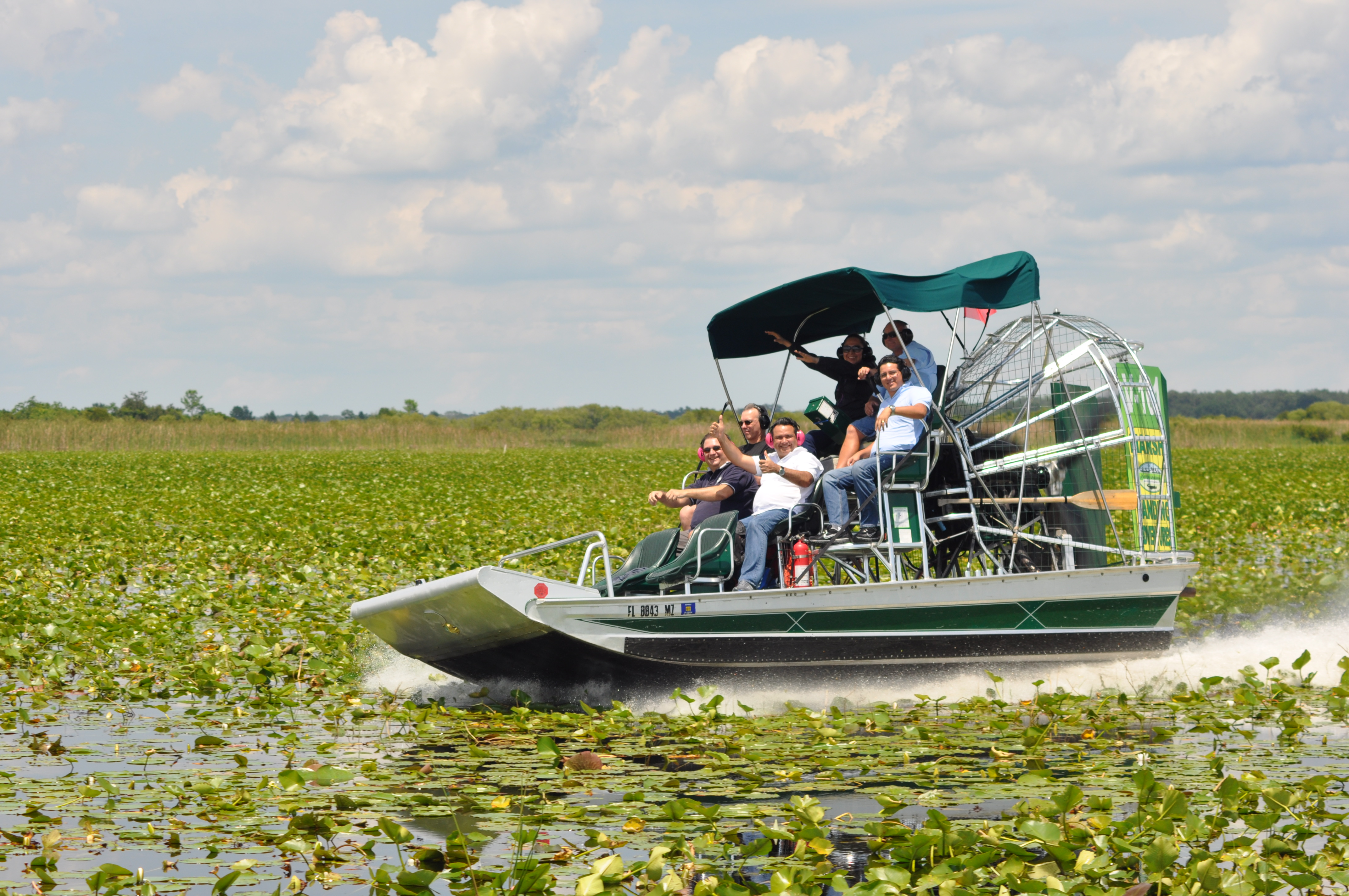 Orlando Airboat Tours Coupons