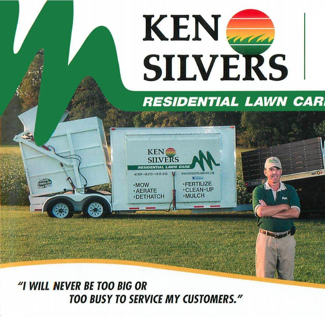 Ken Silvers Residential Lawn Care - Findlay, OH - Lawn Care & Grounds Maintenance