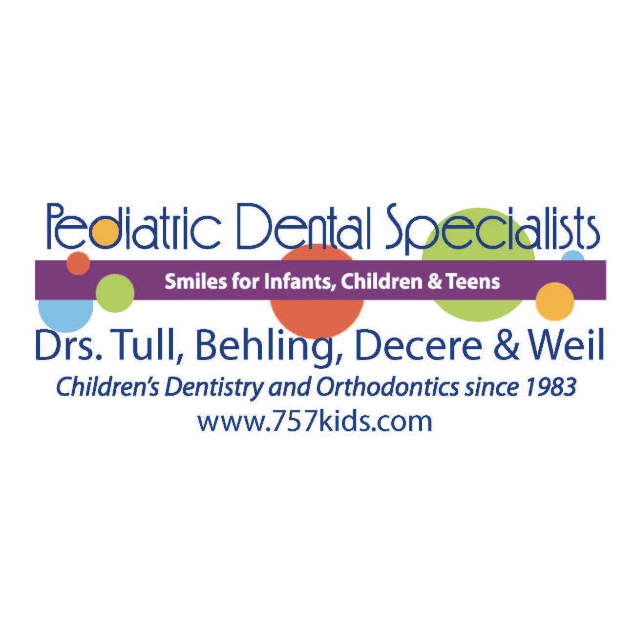 Pediatric Dental Specialists Drs. Tull, Behling, Decere and Weil