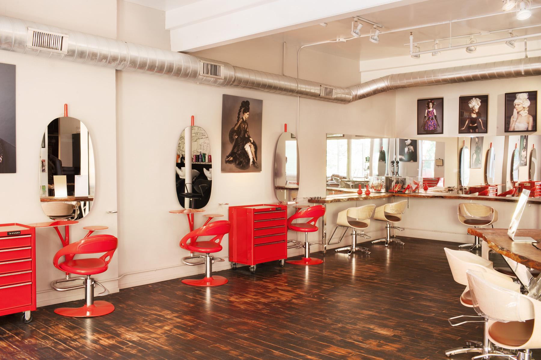 red market salon new york new york ny. Black Bedroom Furniture Sets. Home Design Ideas