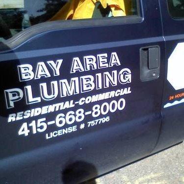 bay area plumbing