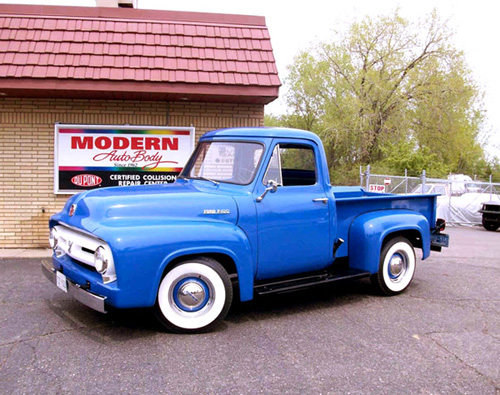 Modern Auto Body
