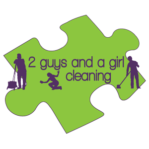 2 Guys & a Girl Cleaning