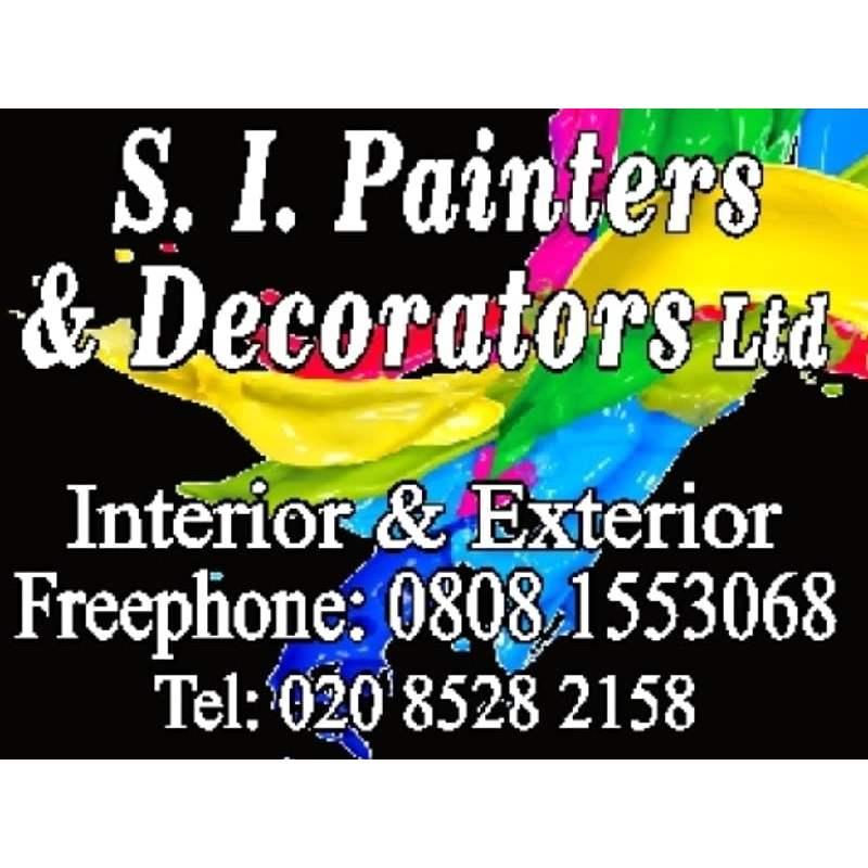 S.I Painting & Decorating Ltd - London, London N1 2SL - 08081 553068 | ShowMeLocal.com